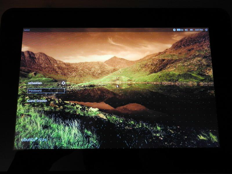Install Ubuntu on DELL Latitude ST Tablet | Sebastian Mogilowskis Blog