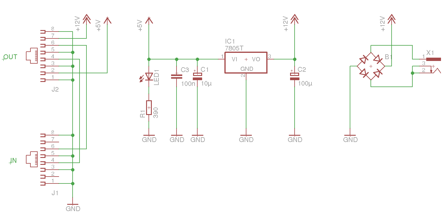 Digital Weather Part The Connection Sebastian Mogilowskis Blog - 1 wire hub schematic