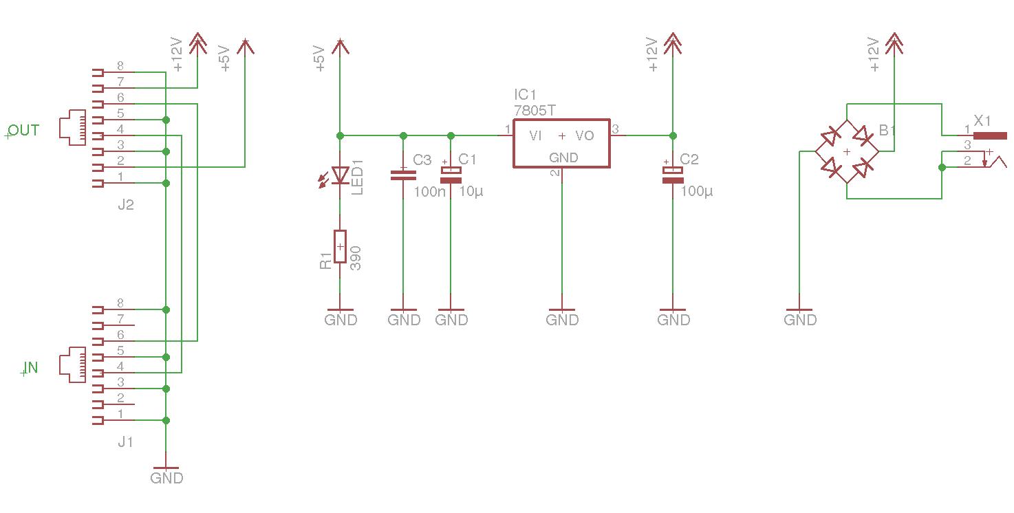 digital weather part 2 the connection sebastian mogilowskis blog rh mogilowski net Automotive Wiring Schematics 1 wire hub circuit